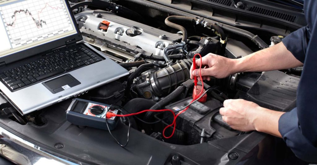 Auto Repair Mechanic